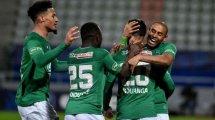 Coupe de France : Saint-Etienne se sort du piège Épinal et recevra Rennes en demie !