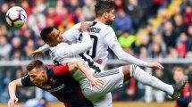 Serie A : la Juventus chute pour la première fois de la saison !