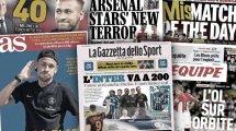 L'Inter veut concurrencer la Juve avec une enveloppe de 200M€, Ozil et Kolasinac menacés suite à l'épisode du carjacking