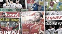Sergio Ramos entre dans l'histoire de la Roja, la défaite surprise de l'Angleterre fait grand bruit