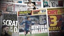 L'Espagne milite pour un retour de Karim Benzema en équipe de France, Joe Gomez touché au visage par Raheem Sterling
