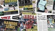 Zinedine Zidane se tend, le Barça prêt à mettre une fortune sur Marcus Rashford