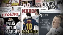 Le Clasico à haut risque enflamme la presse espagnole, Leroy Sané veut rejoindre le Bayern Munich cet hiver