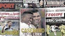 L'arbitrage de Real Madrid-Séville CF fait scandale, Carlo Ancelotti veut Emre Can à Everton