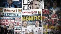 Michel Platini milite pour Kylian Mbappé à la Juventus, l'Italie s'enflamme après son coup de folie contre l'Arménie