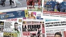 Ousmane Dembélé de nouveau dans le dur, deux nouvelles pistes en Europe pour Zlatan Ibrahimovic