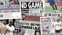 Les pertes colossales des clubs de Premier League durant la crise, deux cadors de Premier League veulent Ousmane Dembélé