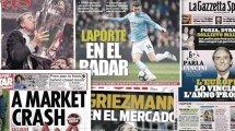 Un nouveau français sur les tablettes du Barça, le Real Madrid pleure son ancien président