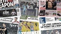 Le Portugal se moque d'Anthony Lopes, l'Angleterre impressionnée par le retour en grâce de Michy Batshuayi