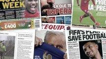 Le choix de Nabil Fekir pour son avenir,  Philippe Coutinho refuse le PSG