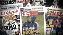 Le budget stratosphérique de Zinedine Zidane pour le mercato estival, trois cracks anglais dans le viseur de Manchester United