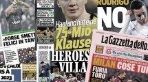 Le montant de la clause libératoire d'Erling Håland dévoilé, rebondissement sur le dossier Leroy Sané au Bayern Munich