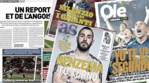 Le sauveur Benzema est attendu, Carlos Tévez héros en Argentine