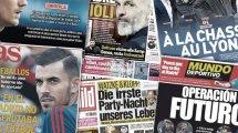 Le tacle de Dani Ceballos au Real Madrid, le vestiaire du Barça se mobilise pour Antoine Griezmann