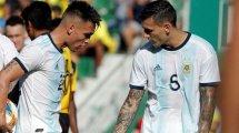 Amical : l'Argentine se balade contre l'Équateur