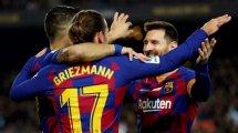 Liga : Lionel Messi et le FC Barcelone déroulent contre Majorque