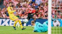 Liga : l'Athletic fait déjà chuter le FC Barcelone !