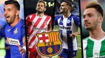 Quel attaquant doit recruter le FC Barcelone pour remplacer Ousmane Dembélé ?