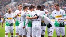 Le Borussia Mönchengladbach, première sensation de la Bundesliga