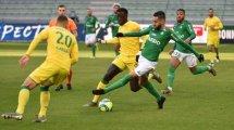 Ligue 1 : le FC Nantes dompte l'AS Saint-Étienne
