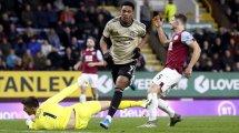 Premier League : Manchester United enchaîne en battant Burnley