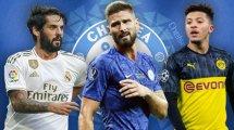 Journal du Mercato : Chelsea va frapper fort pour son retour sur le marché des transferts