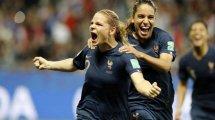 Coupe du Monde : les Bleues s'imposent dans la douleur face à la Norvège