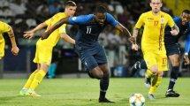 Euro Espoirs : la France se contente d'un nul contre la Roumanie et affrontera l'Espagne en demies