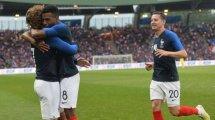 Equipe de France : enfin le réveil de Florian Thauvin et de Thomas Lemar ?