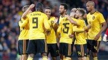 Belgique : Roberto Martinez durcit la concurrence