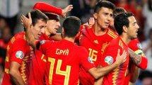 Qualifications Euro 2020 : l'Espagne surclasse les Féroé, l'Italie assure en Finlande