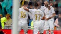 Liga : le Real Madrid et Benzema dictent leur loi à Levante et se rassurent avant le PSG