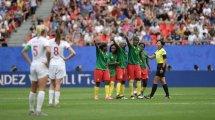 Coupe du Monde (F) : le sélectionneur anglais cartonne le Cameroun