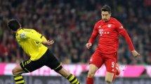 Classement Buteur Bundesliga | BVB vs FCB
