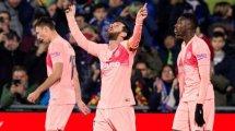 Liga : le Barça l'emporte difficilement à Getafe
