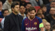 Mauricio Pochettino n'exclut pas de revenir aux Newell's Old Boys avec Lionel Messi