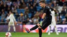 Real Madrid : Luca Zidane pourrait rebondir en France !
