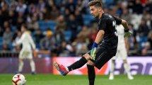 Real Madrid : retour sur la grande première de Luca Zidane au Santiago Bernabeu