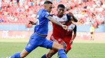 Séville FC : Lucas Ocampos encore et toujours taille patron