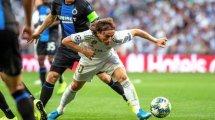 Ligue des Champions : Bruges accroche le Real Madrid au Santiago Bernabéu