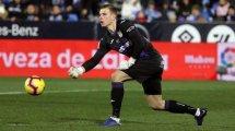 Andriy Lunin annonce de grandes ambitions pour son retour au Real Madrid