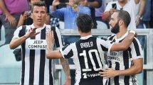 La Juventus veut toujours se débarrasser du duo Dybala-Mandzukic