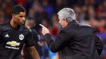 Manchester United : Marcus Rashford en remet une couche sur José Mourinho