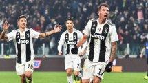 Serie A : Mario Mandzukic offre le derby d'Italie à la Juventus face à l'Inter