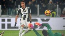 Mario Mandzukic à deux doigts de quitter la Juventus