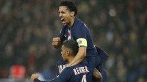 PSG - Bordeaux : les notes du match