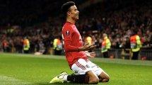 Manchester United savoure l'éclosion du buteur en herbe Mason Greenwood