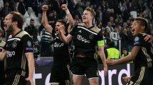 Ligue des Champions : l'équipe type des quarts de finale retour