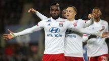 Ligue 1 : Lyon s'en sort bien sur la pelouse de Strasbourg