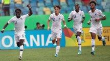 EdF : William Saliba, Adil Aouchiche et Tanguy Kouassi appelés chez les U20